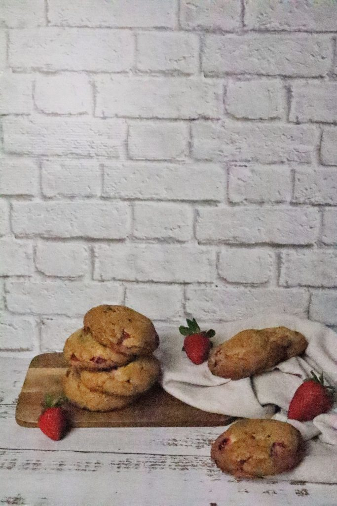 cheesecake-cookies-alle-fragole-ricetta